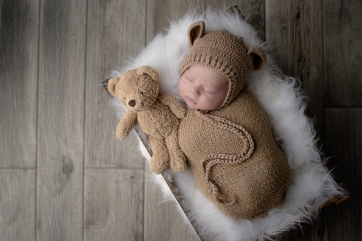 Newborn- Baby Boy - Staffordshire Photographer