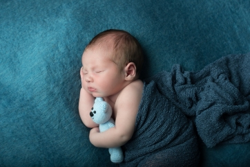 Newborn & Baby Photography - Toland Photography - Staffordshire
