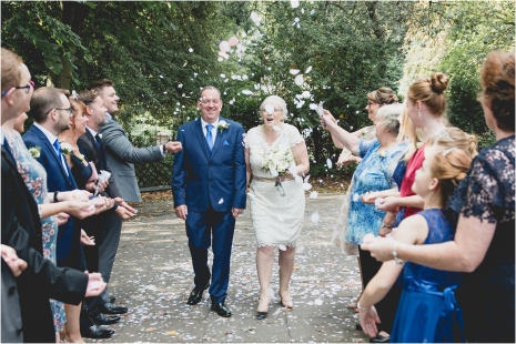 Wedding at the Old Mill, Alsager