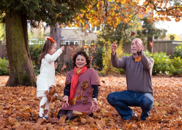 Autumn Mini Photoshoot - London