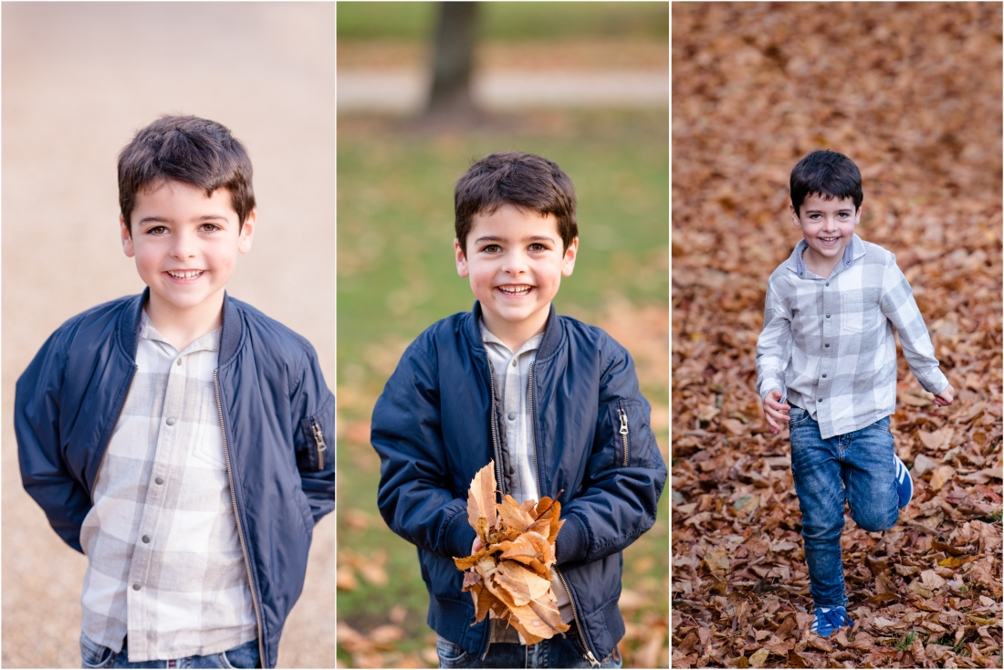 Autumn Mini's photoshoot in Chiswick, West London with Toland Photography
